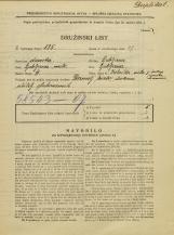 Popis prebivalstva 31. 3. 1931<br />Ljubljana<br />Zaloška cesta 5<br />Population census 31 March 1931