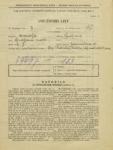 Popis prebivalstva 31. 3. 1931<br />Ljubljana<br />Zarnikova ulica 11<br />Population census 31 March 1931