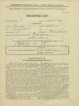 Popis prebivalstva 31. 3. 1931<br />Ljubljana<br />Zelena pot 6<br />Population census 31 March 1931