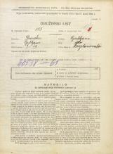 Popis prebivalstva 31. 3. 1931<br />Ljubljana<br />Osebe brez bivališča NN1<br />Population census 31 March 1931