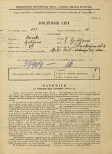 Popis prebivalstva 31. 3. 1931<br />Ljubljana<br />Železnikarjeva ulica 4<br />Population census 31 March 1931