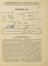 Popis prebivalstva 31. 3. 1931<br />Ljubljana<br />Žibertova ulica 7<br />Population census 31 March 1931