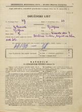 Popis prebivalstva 31. 3. 1931<br />Ljubljana<br />Židovska steza 4<br />Population census 31 March 1931