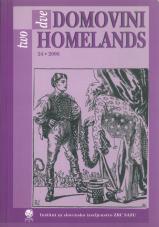 Dve domovini/Two Homelands, 2006, št. 24