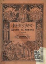 Koledar Družbe sv. Mohorja: za navadno leto 1893