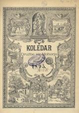 Koledar Družbe sv. Mohorja: za navadno leto 1895