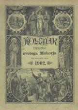 Koledar Družbe sv. Mohorja: za navadno leto 1902