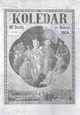 Koledar Družbe sv. Mohorja: za navadno leto 1904