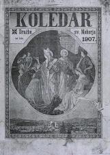 Koledar Družbe sv. Mohorja: za navadno leto 1907