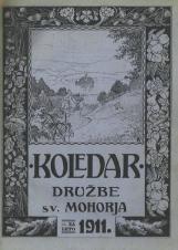 Koledar Družbe sv. Mohorja: za navadno leto 1911