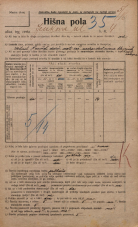 Popis prebivalstva 20. 12. 1921<br />Ljubljana<br />Jenkova ulica 4<br />Population census 20 December 1921