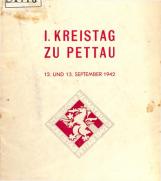I. Kreistag zu Pettau<br />12. und 13. September 1942