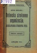 Delavska strokovna organizacija<br />Jugoslovanska strokovna zveza<br />Druga izdaja