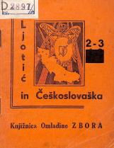 Dimitrije V. Ljotić in Češkoslovaška
