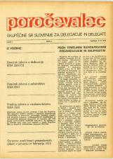 Poročevalec Skupščine SR Slovenije za delegacije in delegate, 1975, št. 4