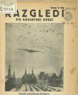 Razgledi po Sovjetski zvezi<br />Zbirko gornjih informativnih člankov priredil in izdal Risto Jelačin