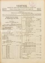 Vestnik urada za cene pri predsedništvu Vlade LRS, 1946, št. Številka 6<br />Priloga k 32. kosu Uradnega lista LRS z dne 27. aprila 1946.
