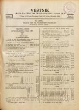 Vestnik urada za cene pri predsedništvu Vlade LRS, 1946, št. Številka 17<br />Priloga k 43. kosu Uradnega lista LRS z dne 12. junija 1946.