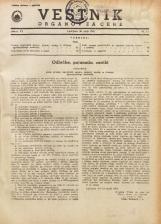 Vestnik organov za cene, 1951, št. 11