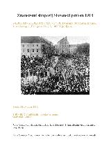 Znanstveni simpozij Slovenski prelom 1918