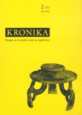 Kronika, 1971, št. 2