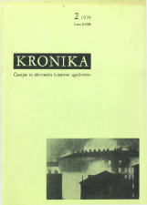 Kronika, 1970, št. 2