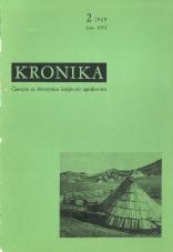 Kronika, 1969, št. 2