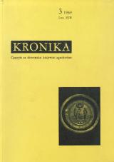 Kronika, 1969, št. 3