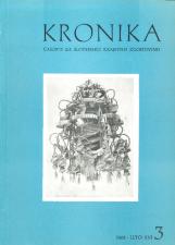 Kronika, 1968, št. 3