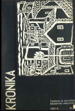 Kronika, 1954, št. 1