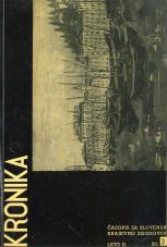Kronika, 1954, št. 3<br />Kronika, 1954, No. 3