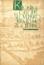 Kronika, 1953, št. 3