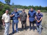 »Kako sem obuval vojaške škornje«<br />Miran Fišer, polkovnik Slovenske vojske - življenjepis