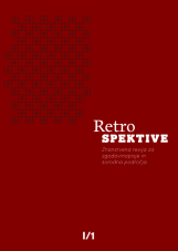 Retrospektive, 2018, št. 1