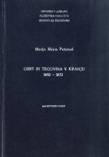 Obrt in trgovina v Kranju 1850-1873