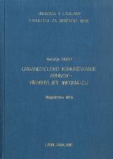 Organizacijsko komuniciranje arhivov - hraniteljev informacij