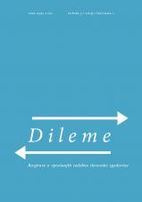 Dileme: razprave o vprašanjih sodobne slovenske zgodovine;  letnik 3/2019, št. 1