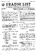 Uradni list Ljudske republike Slovenije za leto 1945<br />2. del