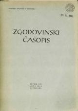 Zgodovinski časopis, 1962