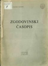 Zgodovinski časopis, 1963