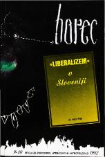 Borec, 1992, št. 9-10<br />Revija za zgodovino, literaturo in antropologijo<br />Borec, 1992, no. 9-10