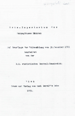 Orts-Repertorium des Herzogthumes Kärnten<br />Auf Grundlage der Volkszählung vom 31. Dezember 1869<br />Bearbeitet von der K.K. statistischen Central-Commission