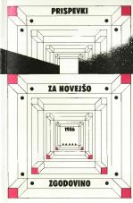 Prispevki za novejšo zgodovino, 1986, št. 1-2