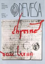 Drevesa, 1998, št. 1, 2