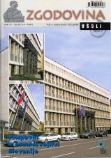 Zgodovina v šoli, 2006, št. 3-4<br />Prispevki o osamosvojitvi Slovenije