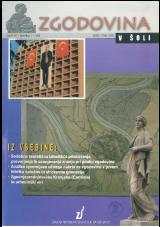 Zgodovina v šoli, 2000, št. 1