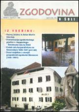 Zgodovina v šoli, 2000, št. 2