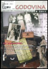 Zgodovina v šoli, 2001, št. 1