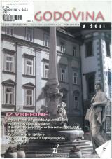 Zgodovina v šoli, 2001, št. 2