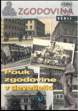 Zgodovina v šoli, 2003, št. 3-4<br />Pouk zgodovine v devetletki